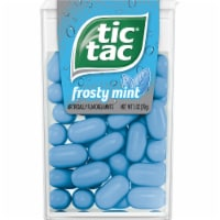 Tic Tac Frosty Mint Flavored Mints