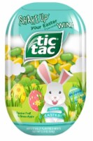 Tic Tac Easter Bunny Passion Fruit & Green Apple Flavored Mints