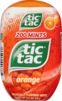 Tic Tac Orange Mints 200 Count