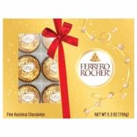 Ferrero Rocher® Fine Hazelnut Chocolates - 5.3 oz