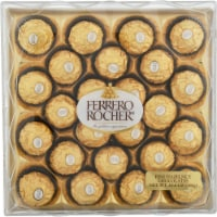 Ferrero Rocher Fine Hazelnut Chocolates Gift Box
