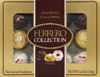 Ferrero Collection Fine Assorted Chocolate Confections