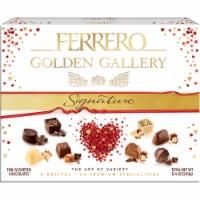 Ferrero Golden Gallery Signature Fine Assorted Chocolates 24 Count