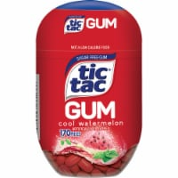 Tic Tac Cool Watermelon Sugar Free Gum