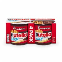 Nutella & Go Hazelnut Spread and Breadsticks