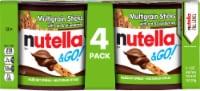 Nutella & Go! Hazelnut Spread & Multigrain Sticks - 4 ct / 1.9 oz