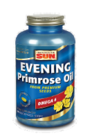 Health From the Sun Evening Primrose Oil Omega-6 500 mg Mini Softgels