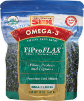 Health from the Sun Omega-3 FiPro Flax 400 mg Dietary Supplement