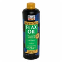 Health From the Sun Organic Flax Oil Liquid