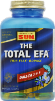 Health From the Sun Omega 3-6-9 the Total EFA 1200 mg Softgels - 90 ct
