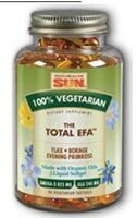 Health From The Sun Total Efa 100 Prcnt Vegetarian