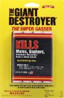 The Giant Destroyer Gopher Gasser