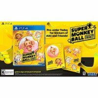 Sega SB632460 Super Monkey Ball Banana Blitz HD for PlayStation 4 Game - 1
