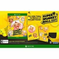 Sega SB640946 Super Monkey Ball Banana Blitz HD for Xone Video Game - 1