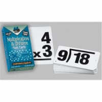 Learning Advantage Ctu8661 Double Value Vertical Flash Cards