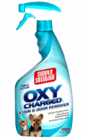 Simple Solution Triple Action Oxy-Charged Stain & Odor Remover
