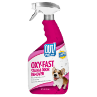 Out! Oxy-Fast Stain & Odor Remover
