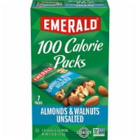 Emerald Natural Almonds & Walnuts 100 Calorie Packs