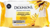 Dickinson Brands  Original Witch Hazel Daily Refreshingly Clean Cleansing Cloths