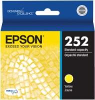 Epson DURABrite® Ultra 252 Ink Cartridge - Yellow