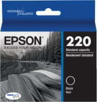 Epson DURABrite Ultra 220 Ink Cartridges - Black - 1 ct