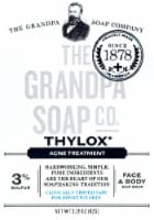 Grandpa's Thylox Acne Treatment Bar Soap