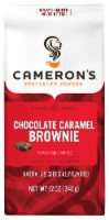 Cameron's Chocolate Caramel Brownie Ground Coffee