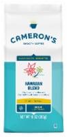 Cameron's Hawaiian Blend Light Roast Ground Coffee - 10 oz