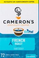 Cameron's French Roast Coffee Single Serve EcoPods