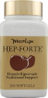 Naturally Vitamins  Marlyn® Hep-Forte®