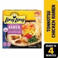 Ling Ling Tonkotsu Chicken Tokyo Style Ramen