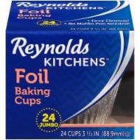 Reynolds Wrap Jumbo Foil Baking Cups - 24 ct