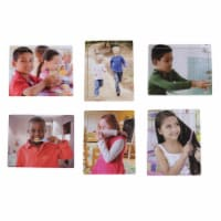 Marvel Education 2025535 Healthy Habits Puzzles - Set of 6
