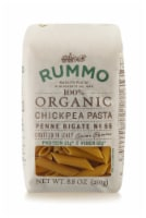 Rummo Organic Chickpea Penne Rigate Pasta