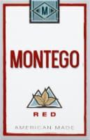 Montego Red Cigarettes