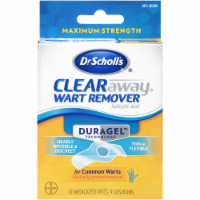 Dr. Scholl's Duragel Clear Away Wart Remover