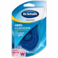 Dr. Scholl's Women's Comfort Heel Cushions with Massaging Gel Size 6-10