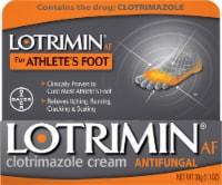 Lotrimin Anti-Fungal Athlete's Foot Clotrimazole Cream