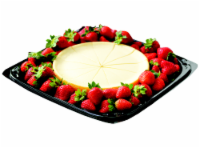 """Signature Creamstyle 9"""" Cheesecake Party Tray"""