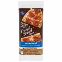 Kroger Pepperoni French Bread Pizza - 5 oz