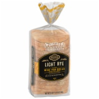 Private Selection™ Light Rye Sliced Wide Pan Bread