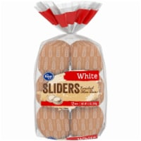 Kroger® White Sliders Mini Buns