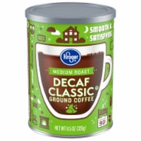 Kroger®  Decaf Classic Medium Roast Ground Coffee
