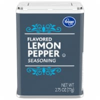 Kroger®  Lemon Pepper Seasoning Can