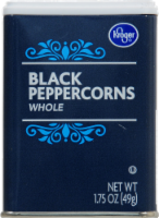 Kroger® Whole Black Peppercorns