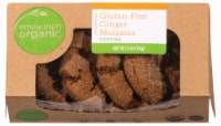 Simple Truth Organic™ Gluten Free Ginger Molasses Cookies
