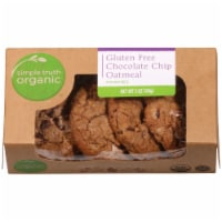 Simple Truth Organic™ Gluten Free Chocolate Chip Oatmeal Cookies