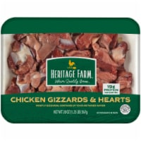 Heritage Farm® Chicken Gizzards & Hearts