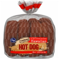 Kroger® Hawaiian Hot Dog Buns 8 Count