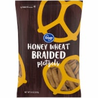 Kroger® Honey Wheat Braided Pretzels